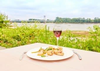 Gourmet outings along La Loire à Vélo
