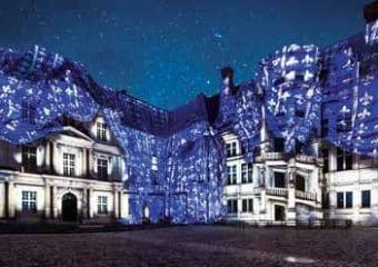 Discover five night-time shows in the Loire châteaux in 2018
