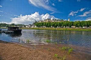 Guided tour of Chinon