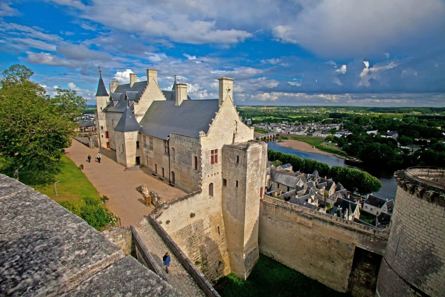 1 week from Blois to Saumur