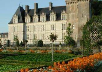 Le château de Villandry et les jardins