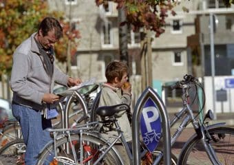A new venue to welcome cyclists in Tours